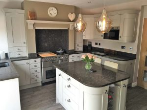 Milbourne Painted Kitchen
