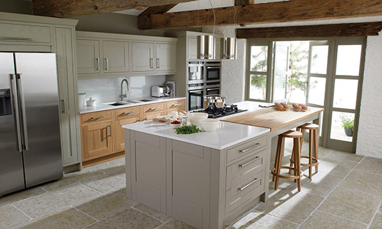 Staffordshire Kitchens & Granite